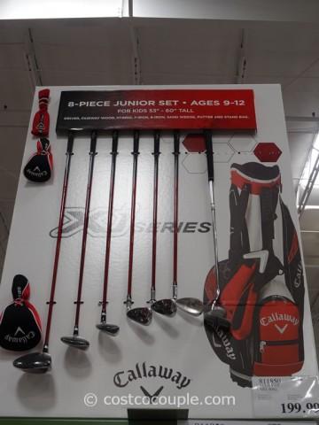 Callaway Junior Golf Club Set