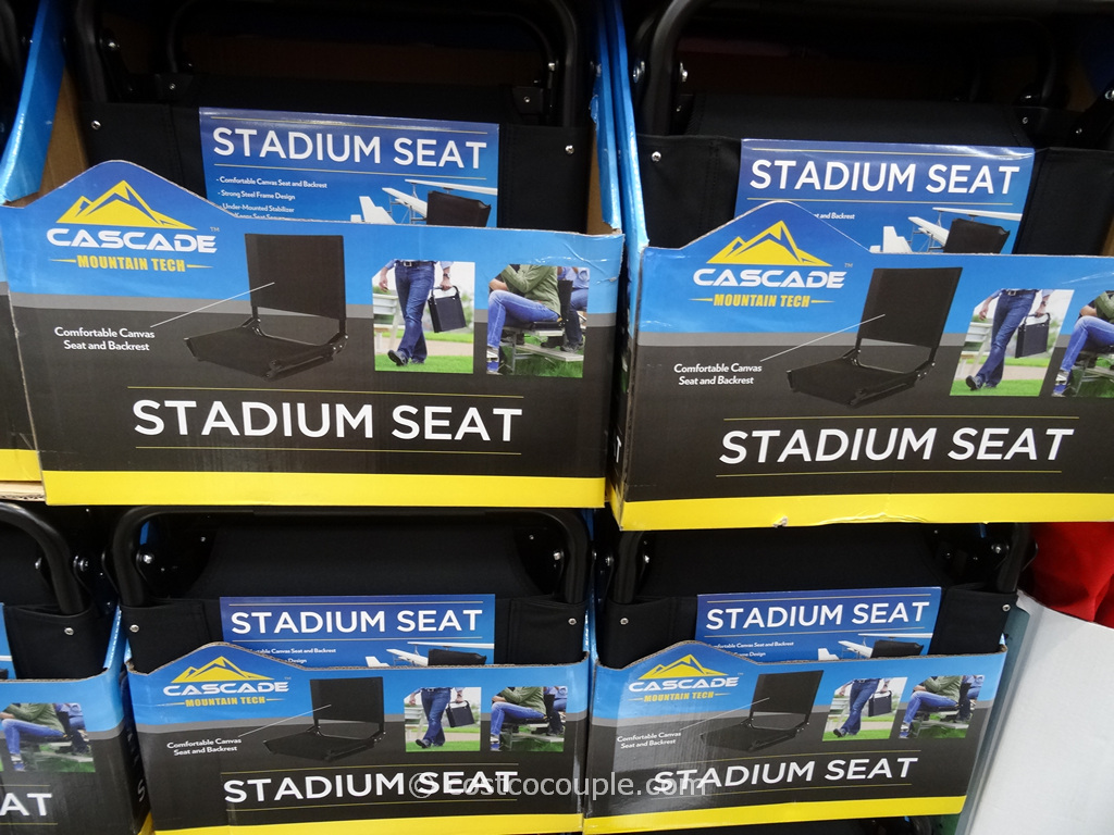 Cascade Mountain Stadium Seat Costco 4