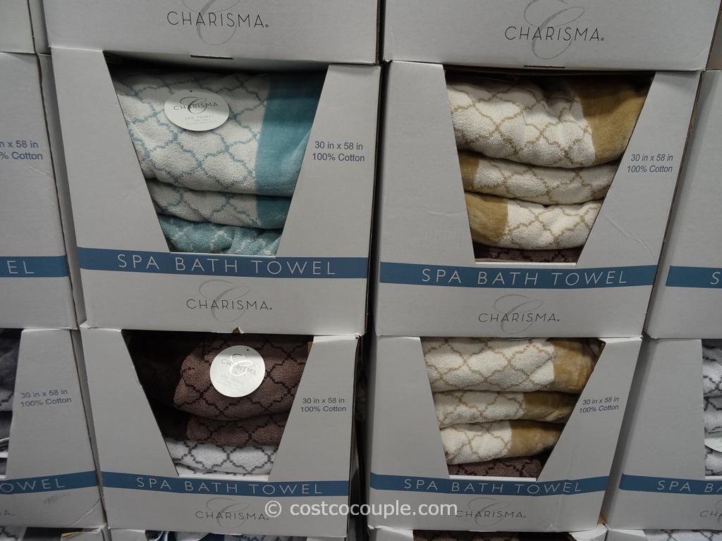 Charisma Spa Bath Towel Costco 4