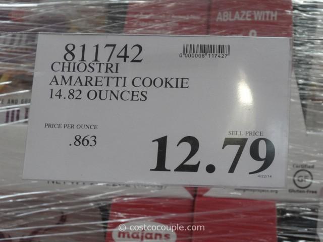 Chiostro Amaretti Cookies Costco 1