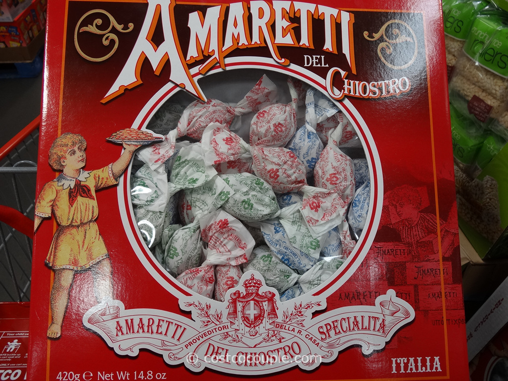 Chiostro Amaretti Cookies Costco 2