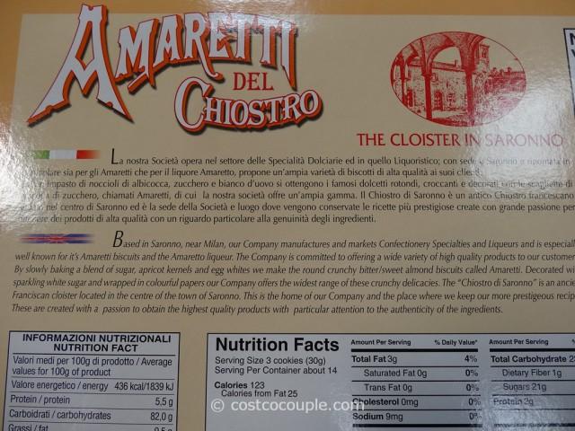 Chiostro Amaretti Cookies Costco 4