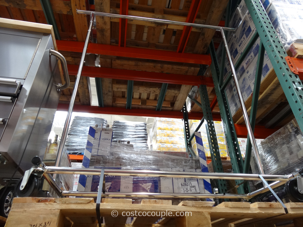 Commercial Grade Garment Rack Costco 2