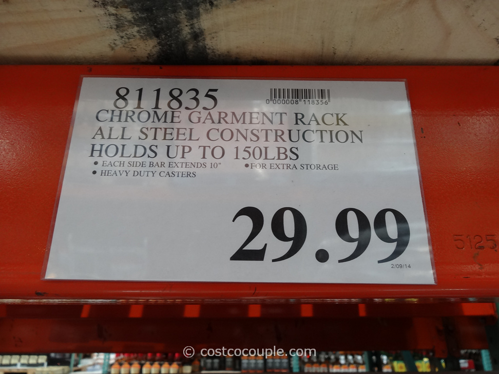 Commercial Grade Garment Rack