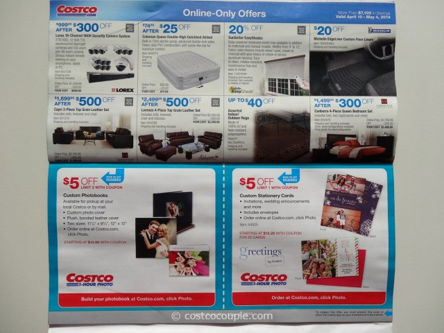 Costco April 2014 Coupon Book 10