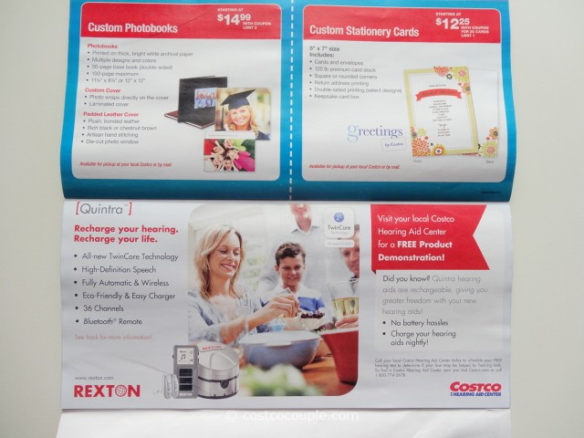 Costco April 2014 Coupon Book 11