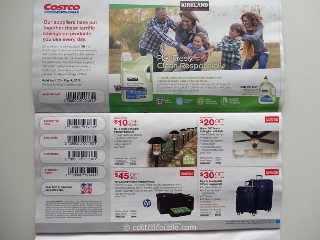Costco April 2014 Coupon Book 2