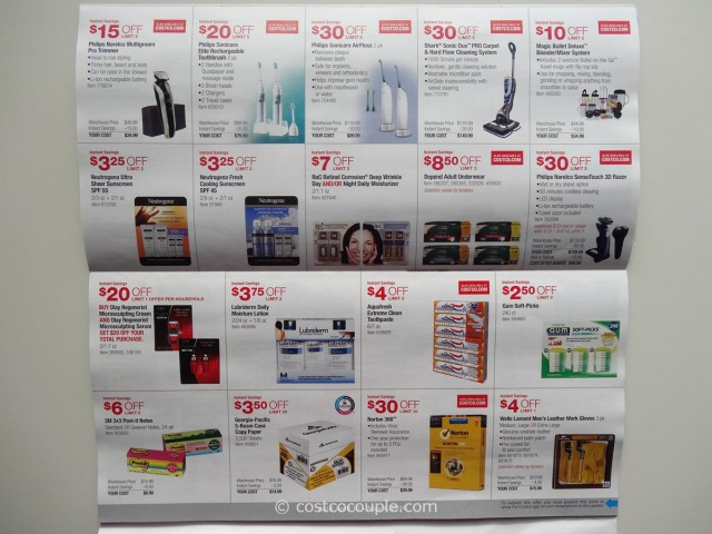 Costco April 2014 Coupon Book 4