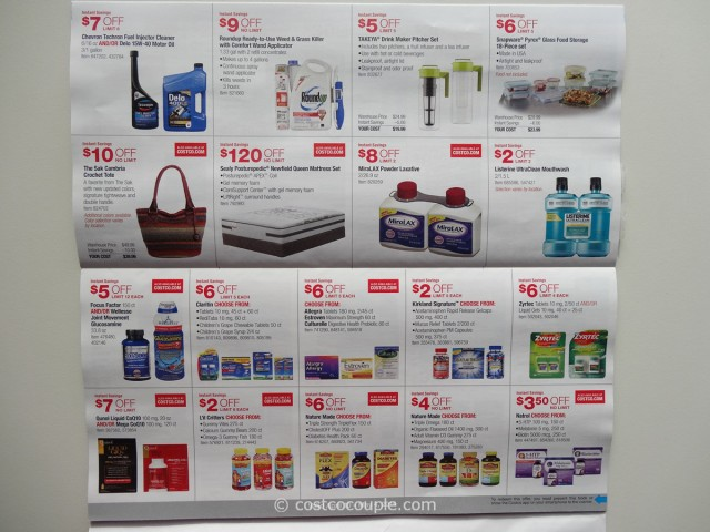 Costco April 2014 Coupon Book 5