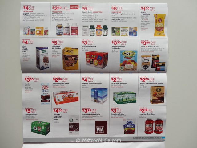Costco April 2014 Coupon Book 6