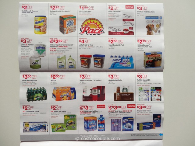 Costco April 2014 Coupon Book 7