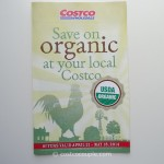 Costco April 2014 Organic Instant Savings 1