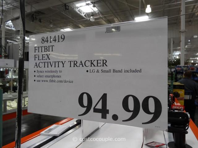 Fitbit Flex Activity Tracker Costco 1