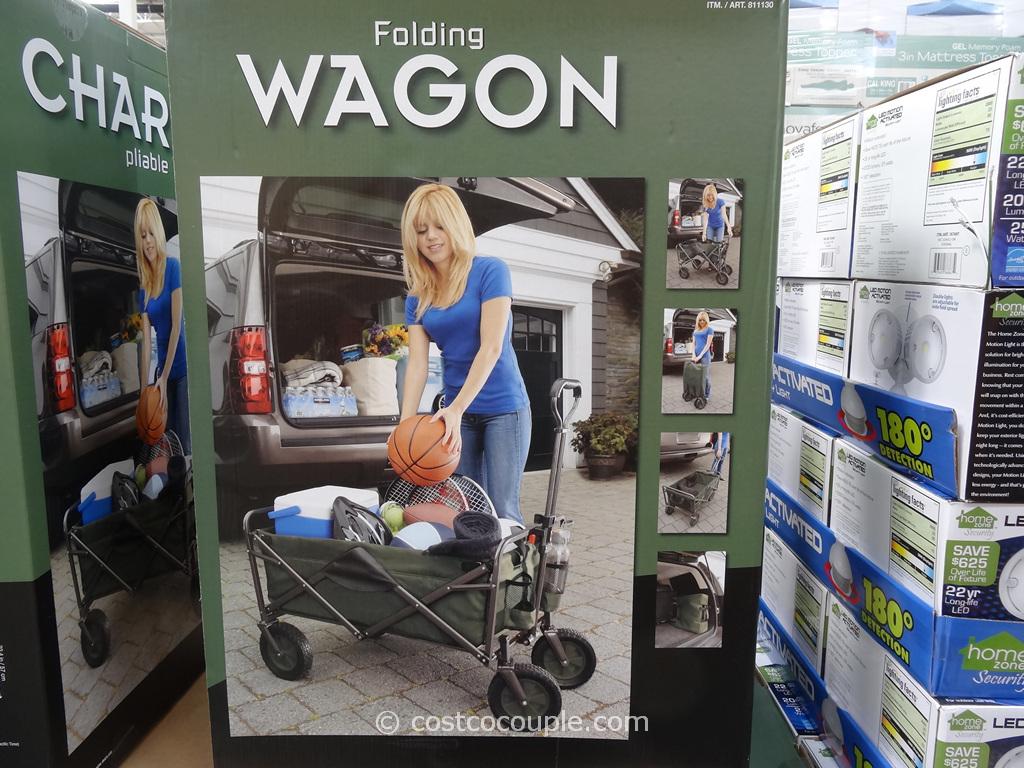 Fold Up Wagon Costco The Wagon