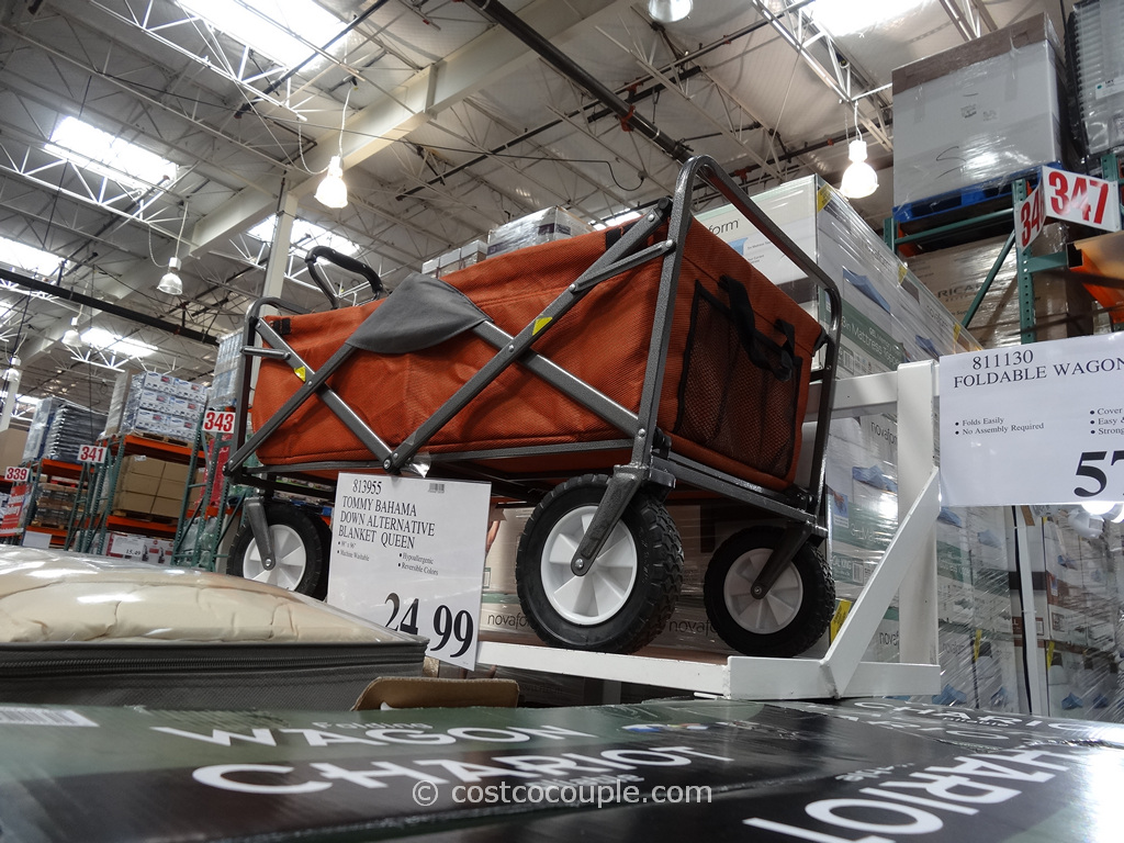 Folding Wagon Costco 3