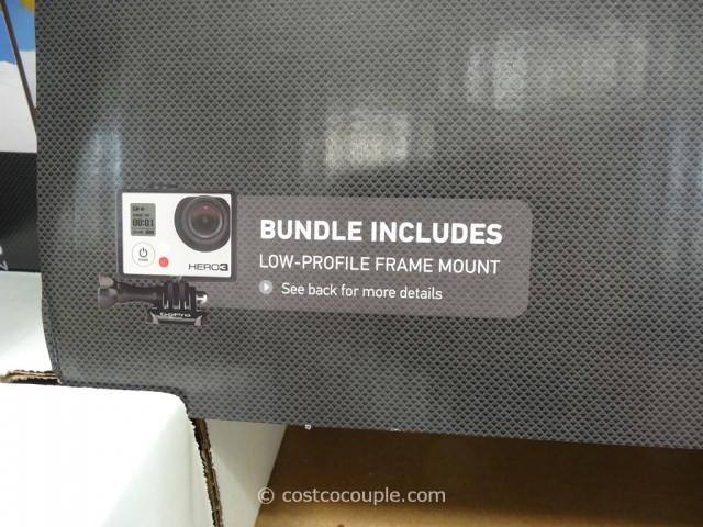 GoPro Hero3 Black Edition Costco 6