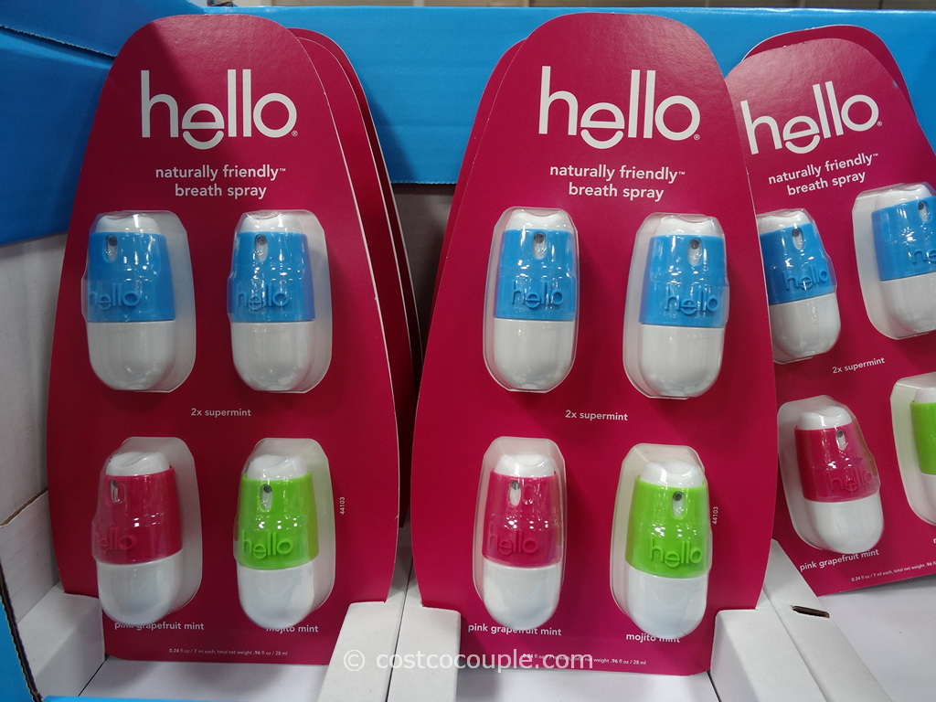 Hello Natural Breath Spray Costco 3