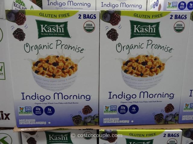 Kashi Organic Indigo Morning Cereal Costco 1