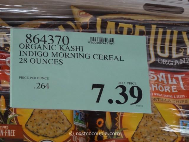 Kashi Organic Indigo Morning Cereal Costco 3
