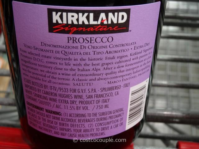Kirkland Signature Prosecco Costco 4
