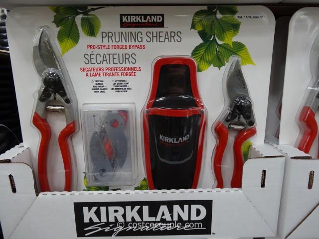 Kirkland Signature Pruning Shears Set Costco 3