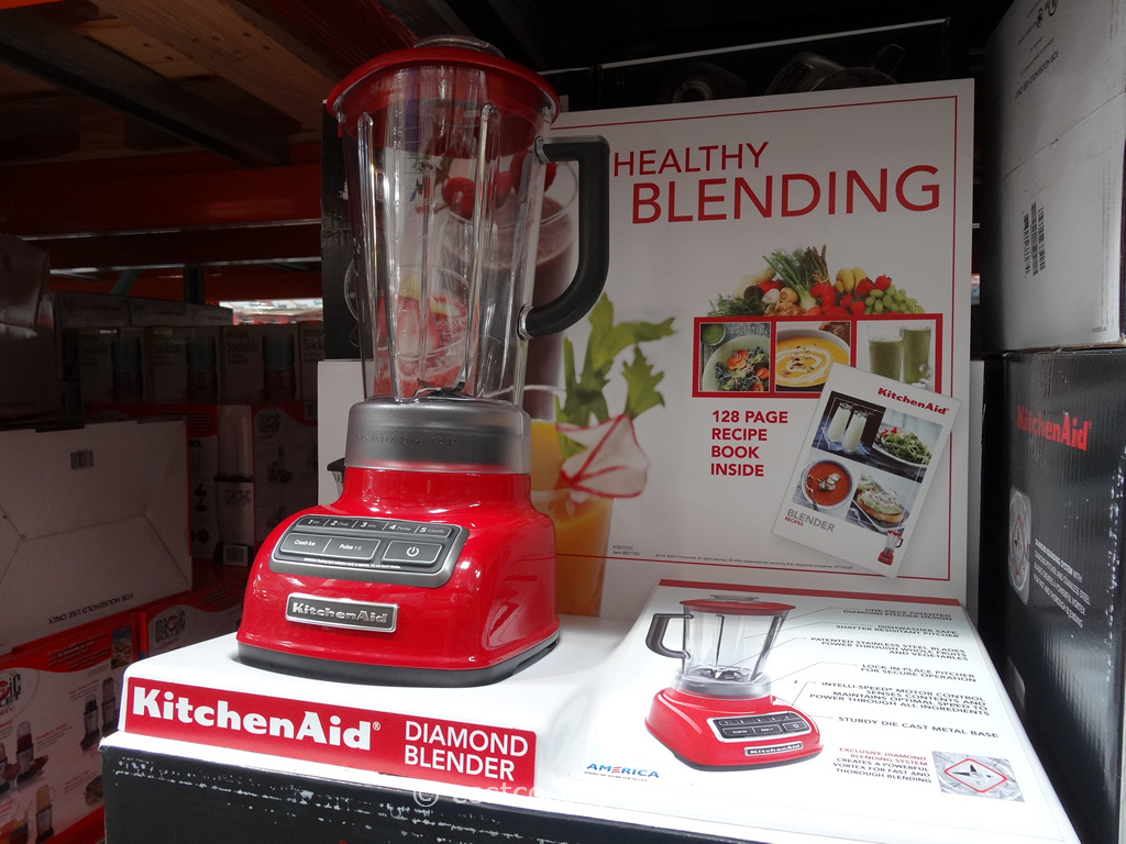 KitchenAid Diamond Series 5-Speed Blender Costco 2