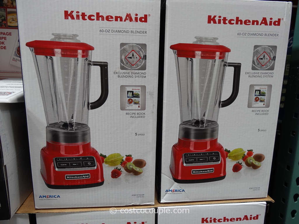Kitchenaid 5 Speed Blender kitchenaid diamond series 5-speed blender