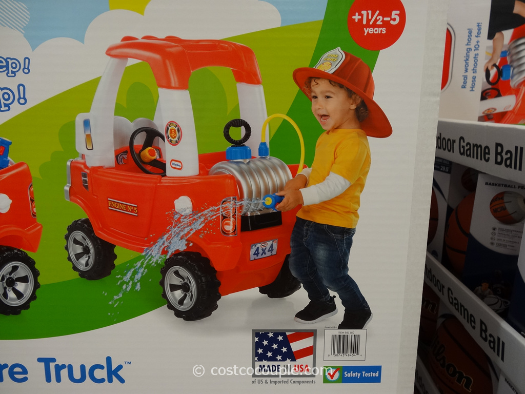 The Cozy Coupe encourages active play and imagination > Preschool Toys. Dolls and Plush Toys. Games. Kitchens and Workshops. Music Toys. Playsets. Role Play. Toy Trucks and Vehicles. Waffle Blocks. Ignite your child's curiosity through hands-on play with Stem Jr. > Shop Little Tikes Toys on Sale. Take advantage of limited time offers for.