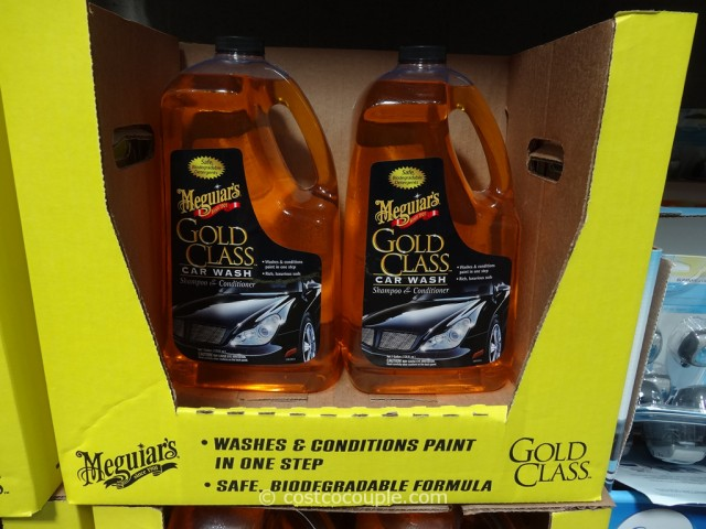 Meguiars Good Classic Car Wash Costco 3