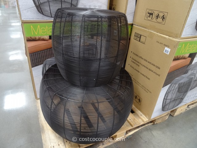 Mullally Metal Accent Tables Costco 5