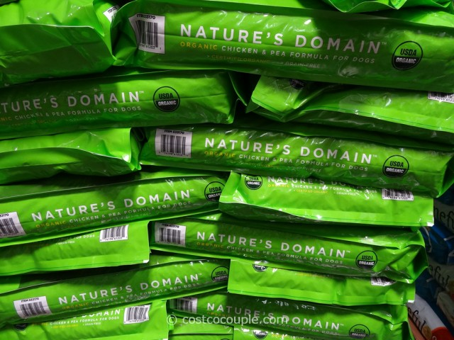 Natures Domain Organic Dog Food Costco 2