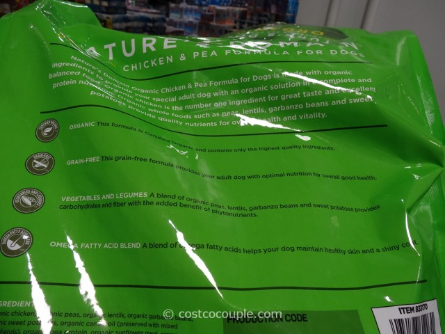 Natures Domain Organic Dog Food Costco 5