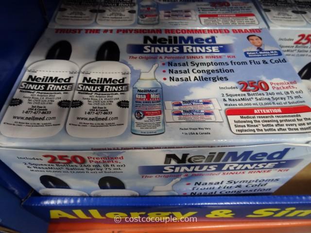 NeilMed Sinus Rinse Costco 1