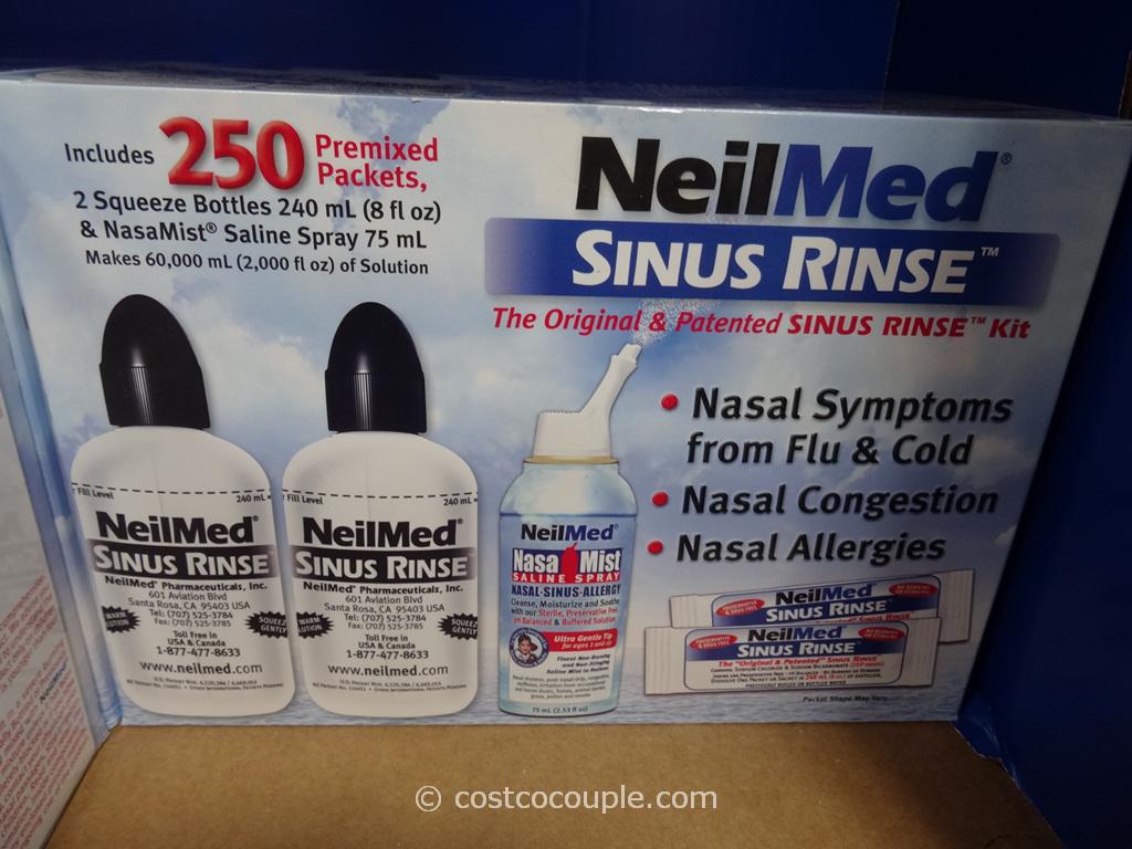 NeilMed Sinus Rinse Costco 2