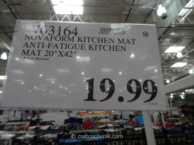 ... Novaform Anti Fatigue Kitchen Mat Costco 1
