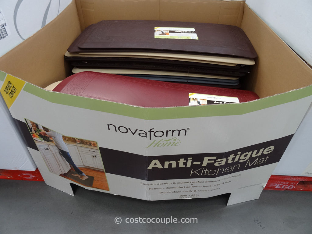 Novaform anti fatigue kitchen mat for Costco kitchen mat