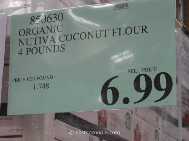 Nutiva Organic Coconut Flour Costco 2