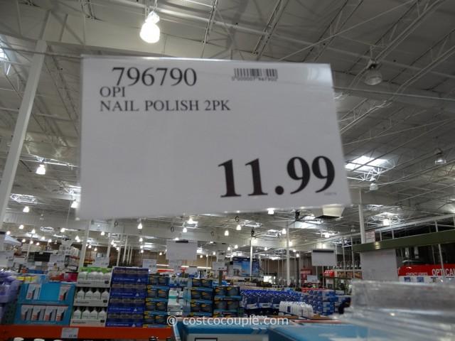 OPI Nail Polish Set Costco 2