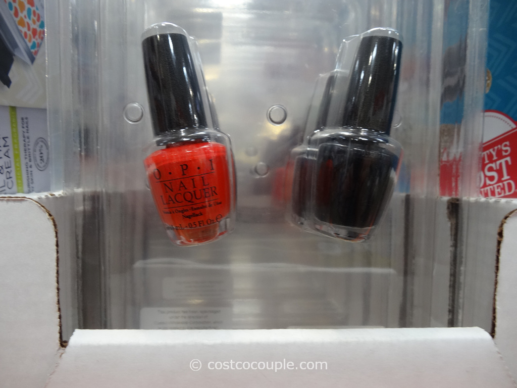 OPI Nail Polish Set Costco 3