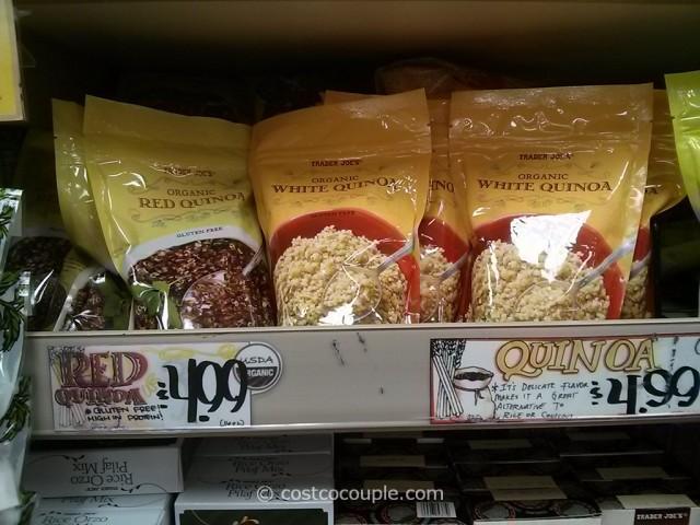 Organic Quinoa Trader Joes 1