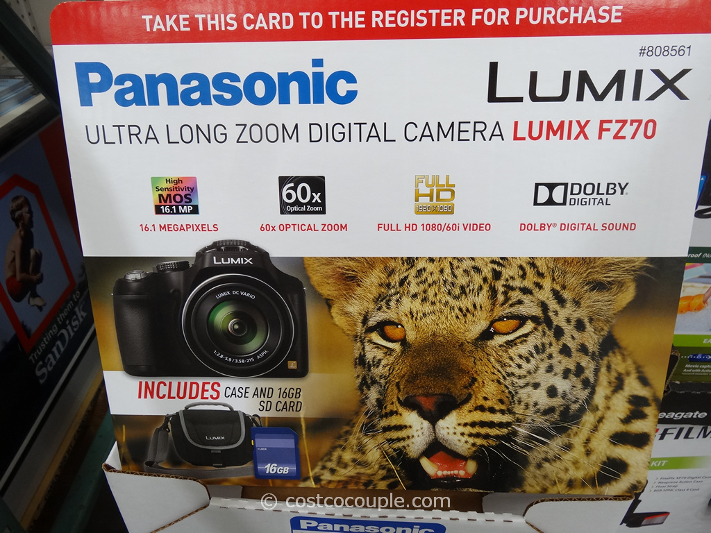 Panasonic Lumix FZ-70 Costco 2