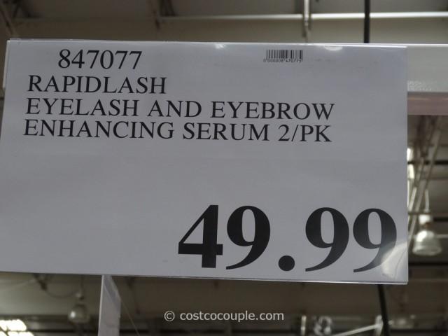 RapidLash Eyelash and Eyebrow Enhancing Serum Costco 6