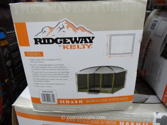 Ridgeway By Kelty Magnetic Door Screen House