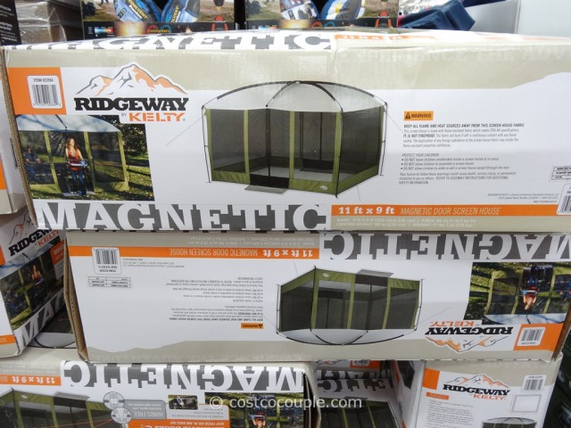 Ridgeway By Kelty Magnetic Door Screen House Costco 2 & Ridgeway By Kelty Magnetic Door Screen House