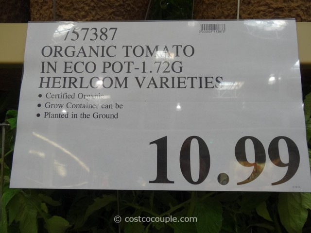 Rocket Farms Organic Heirloom Tomatoes Costco 2