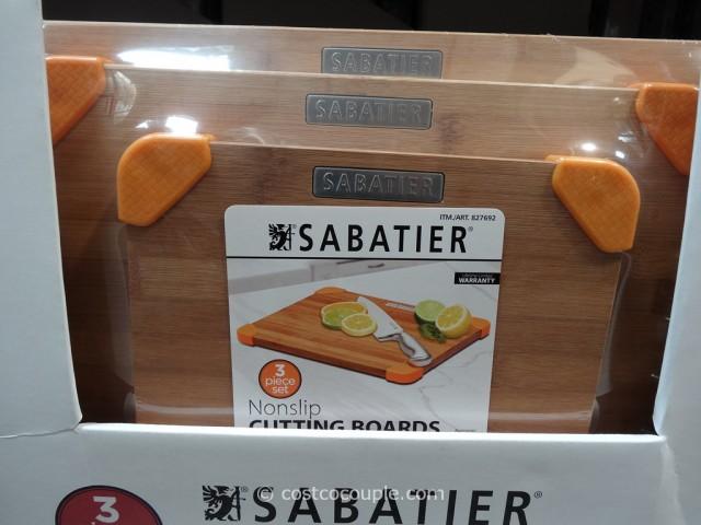 Sabatier Bamboo Cutting Board