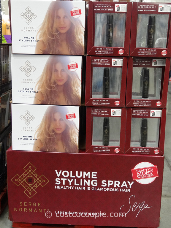 Serge Normant Volume Styling Spray Costco 2