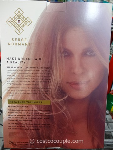 Serge Normant Volume Styling Spray Costco 3