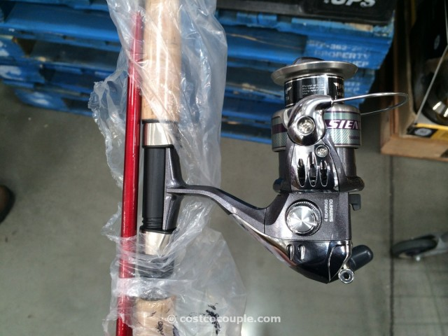 Shimano Trout Combo Rod and Reel Costco 2
