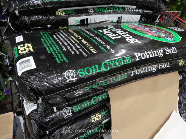 Soil Cycle 55 Qt Potting Mix Costco 2